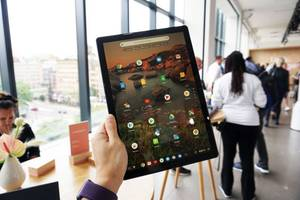 Google takes on the iPad Pro and Surface Pro with the Pixel Slate