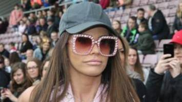 Katie Price arrested on suspicion of drink-driving