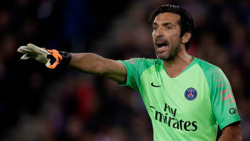 gianluigi buffon insists he could continue playing for a decade & names his favourite stadiums