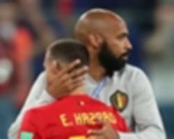Hazard: Monaco-linked Henry will be a 'top manager'