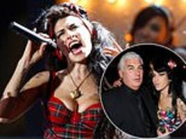 Singer Amy Winehouse to return to the stage as a hologram
