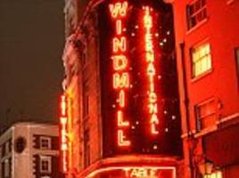 punters 'groped' dancers and security 'ignored 'no touching' rule at windmill theatre strip club