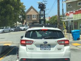 Next-generation Apple Maps cars have been spotted in Los Angeles (AAPL)