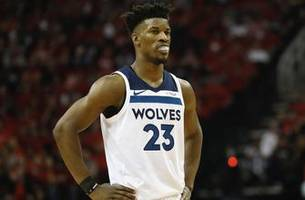 Cris Carter on Jimmy Butler's criticism of Timberwolves: 'I wouldn't let him back in the building'