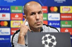 Monaco parts way with Jardim after poor start to the season