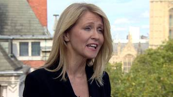 esther mcvey won't say if she backs pm's eu trade plan