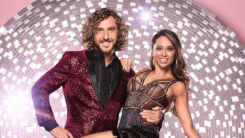 Seann and Katya 'must do Strictly dance of shame'