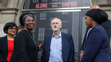 jeremy corbyn: schools should cover 'role and legacy' of british empire