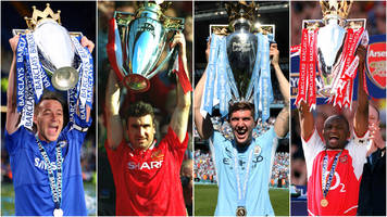 Which is the best team in Premier League history? Read our shortlist and vote