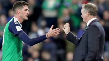 lafferty 'certainly hasn't helped his international future' - o'neill