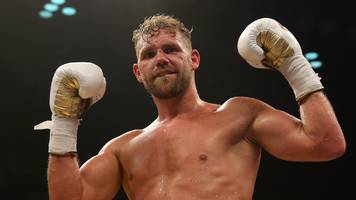 billy joe saunders to give up wbo title to challenge licence decision