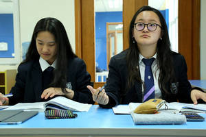 Harrow Beijing Students Achieve Top Marks On Cambridge AS and A-level Tests in History, Geography and Economics