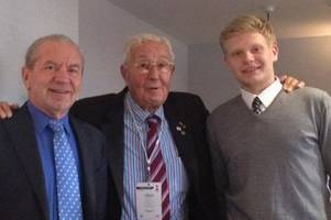 Lord Sugar's heartfelt tribute to Sir Doug Ellis after Aston Villa legend's death