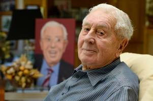 'i had to have broad shoulders to deal with it' - sir doug ellis on his darkest days at villa park