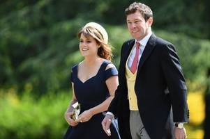 Princess Eugenie's strict Royal Wedding rules guests must follow