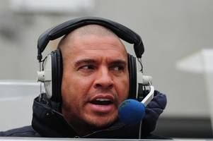 Stan Collymore pays emotional tribute to Sir Doug Ellis after ex-Aston Villa chairman's death