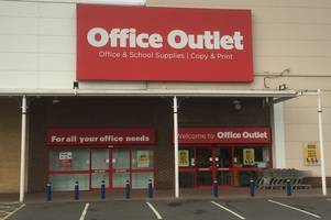 joy for staff after jobs saved as lincoln office outlet prepares to open new shop in the city