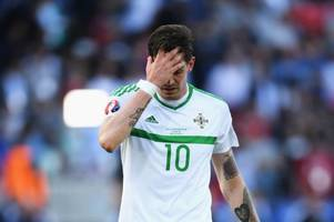 rangers star kyle lafferty warned his international career could be over after mystery call-off