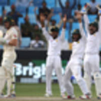 cricket: 'completely insane': australia records great escape with draw against pakistan