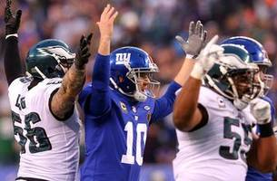 Marcellus Wiley thinks Thursday night's game is a 'must win' for the Giants