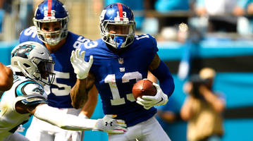 giants-eagles pick: how often will eli manning get the ball to odell beckham jr.?
