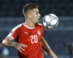 milinkovic-savic? milenkovic? mourinho watches serbia win but was he on man utd scouting mission?
