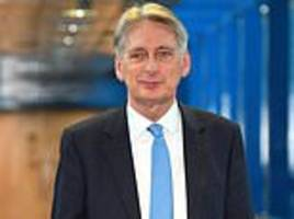 philip hammond may scrap promised income tax cuts to pay for climbdown on universal credit