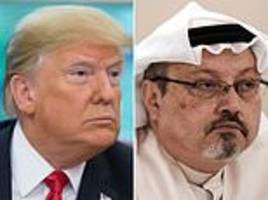 trump defends saudi arms sales amid fury over missing...