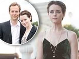 the crown's claire foy reveals she's taking a break from work