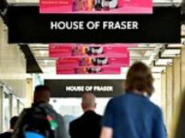 ftse live: london stocks rebound at the open; sports direct snaps up fraser building in glasgow