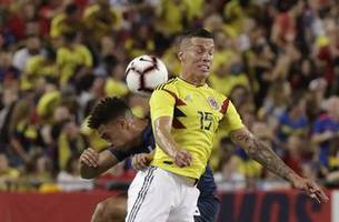 US loses 4-2 to Colombia in Bradley's return