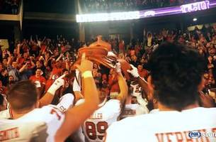 sights and sounds of texas tech's road win at tcu