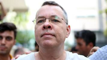 Andrew Brunson: Hopes rising as US pastor due to court