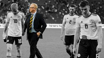 Israel 2-1 Scotland: Alex McLeish 'got away' with only losing 2-1 - Willie Miller