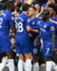 premier league table: the standings which put chelsea top and west ham bottom of league