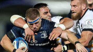 heineken champions cup: eight-try leinster crush wasps 52-3 at the rds