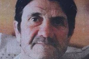 Police launch urgent appeal after dementia patient goes missing from Weston-super-Mare