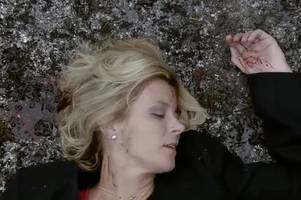 coronation street horror crash leaves three characters for dead - including leanne battersby
