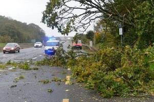This is exactly when Storm Callum will stop battering Birmingham