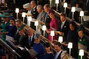 the unusual reading at eugenie's wedding inspired by a smile