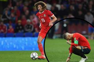 chelsea and exeter city fans will love what ethan ampadu did to real madrid star sergio ramos
