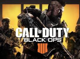 """activision's call of duty – black ops 4: """"all-out warfare awaits!"""""""