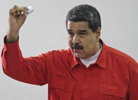 Maduro says Trump administration wants to have him killed