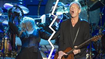 Lindsey Buckingham sues Fleetwood Mac over his dismissal