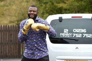 Adopted Scot Martin Bakole dreaming of Anthony Joshua Rumble in the Jungle ... but he'd be happy with a Hampden roar