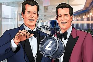 winklevoss twins' gemini crypto exchange gets regulatory green light for litecoin trading