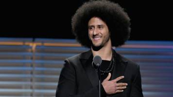 Colin Kaepernick: NFL quarterback calls for further protests against racial injustice