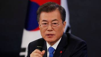 South Korea's Moon optimistic about end to Korean War