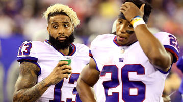 Odell Beckham Jr.'s Criticisms About the Giants Weren't Wrong