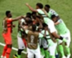 'Fantastic performance' - Nigerians hail Super Eagles after Libya victory